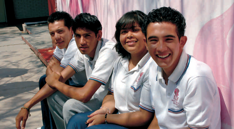 Para la adolescente mexicana zeeee